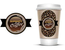 nº 60 pour Design a Logo for HUMANITY  COFFEE par enrique5