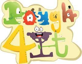 Nro 29 kilpailuun Design package and logo for children's board game käyttäjältä CTCrismariu