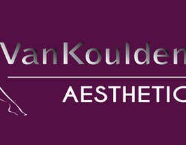#26 para Design a Logo for VanKouldenberg Aesthetics por karmenflorea
