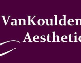 #8 para Design a Logo for VanKouldenberg Aesthetics por jinxie961