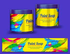 #26 for Design for paint can label by JewelBluedot