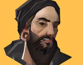 Nro 5 kilpailuun Illustrate my face as an Overwatch character käyttäjältä quyenmetal