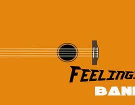 Nro 14 kilpailuun Logo - Feelings Band käyttäjältä wolverinesimon