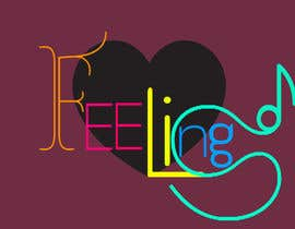 Nro 11 kilpailuun Logo - Feelings Band käyttäjältä SimranKKhaira