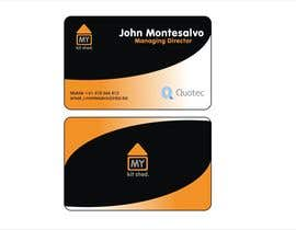 #84 for JM Business Card by saliyachaminda