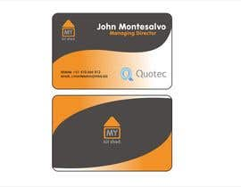 #87 for JM Business Card by saliyachaminda