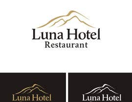 #67 for Design a Logo for Hakuba Luna Hotel af nesliirmak