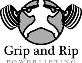 #2 for Design a powerlifting logo by shuvadipsana