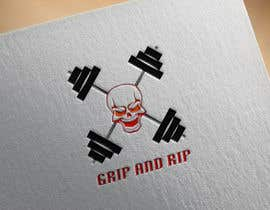 #7 for Design a powerlifting logo by jlangarita