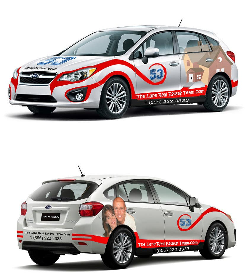 #20 for I need some Graphic Design for Vehicle Graphics by Studio7L