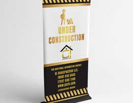 #23 for Design a Construction job site sign by dnoman20