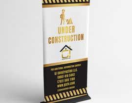 Nro 23 kilpailuun Design a Construction job site sign käyttäjältä dnoman20