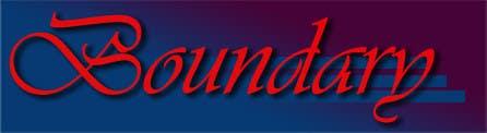 "#13 for Design a Logo for a website/ app ""Boundary"" by Ayuindrawati"