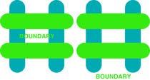 """Contest Entry #11 for Design a Logo for a website/ app """"Boundary"""""""