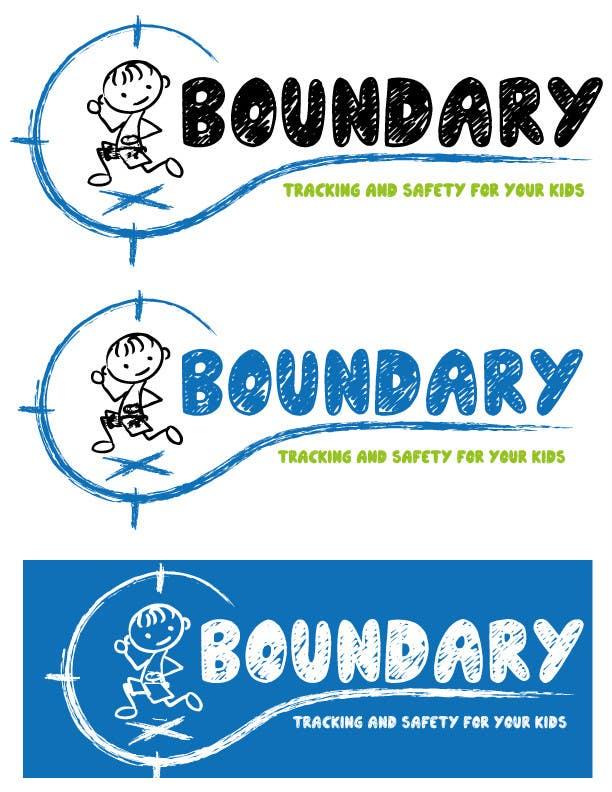 "#14 for Design a Logo for a website/ app ""Boundary"" by janobeltran"