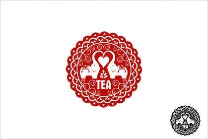 #47 for Design a Logo to use on a tea label for a wedding gift by ImArtist