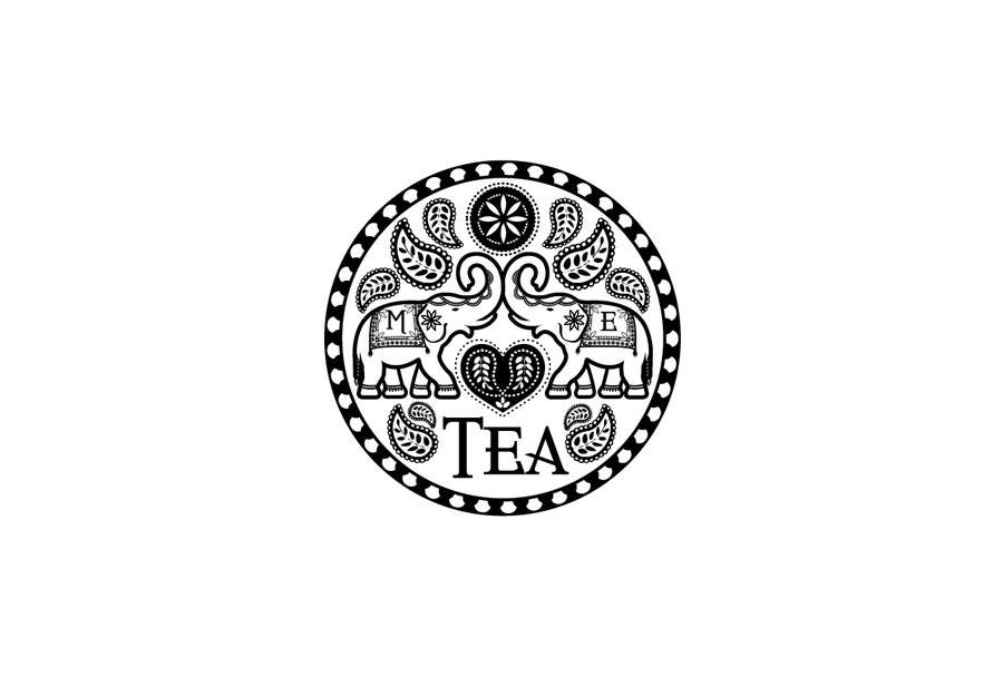 #37 for Design a Logo to use on a tea label for a wedding gift by mattosumi