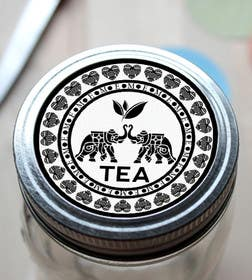 #43 for Design a Logo to use on a tea label for a wedding gift by andrewangel