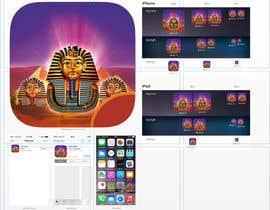 Nro 14 kilpailuun App Store Icon For a Slot Game käyttäjältä JAGamez