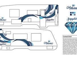 Nro 5 kilpailuun Graphic Design for RV Decals käyttäjältä marnusventer