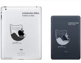 #18 para Urgend!! Create different design layouts for a iPad/ipad mini laser engraving por mgliviu