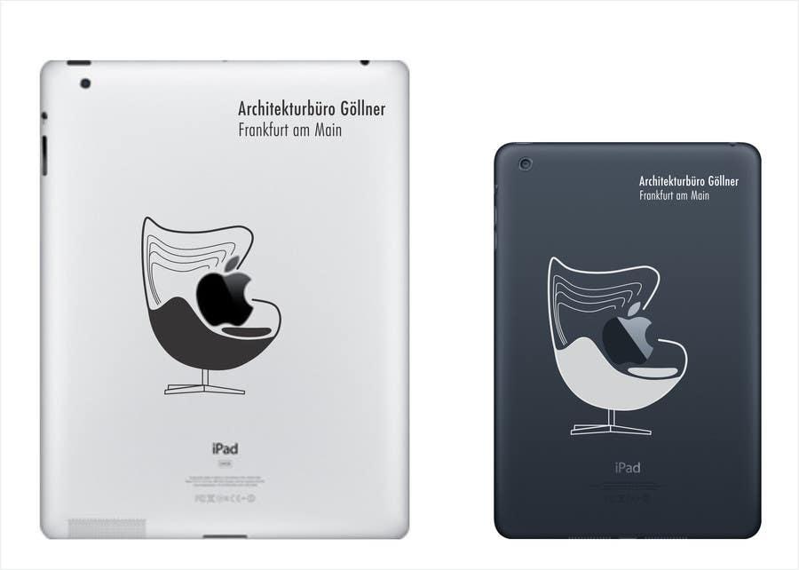 Kilpailutyö #19 kilpailussa Urgend!! Create different design layouts for a iPad/ipad mini laser engraving