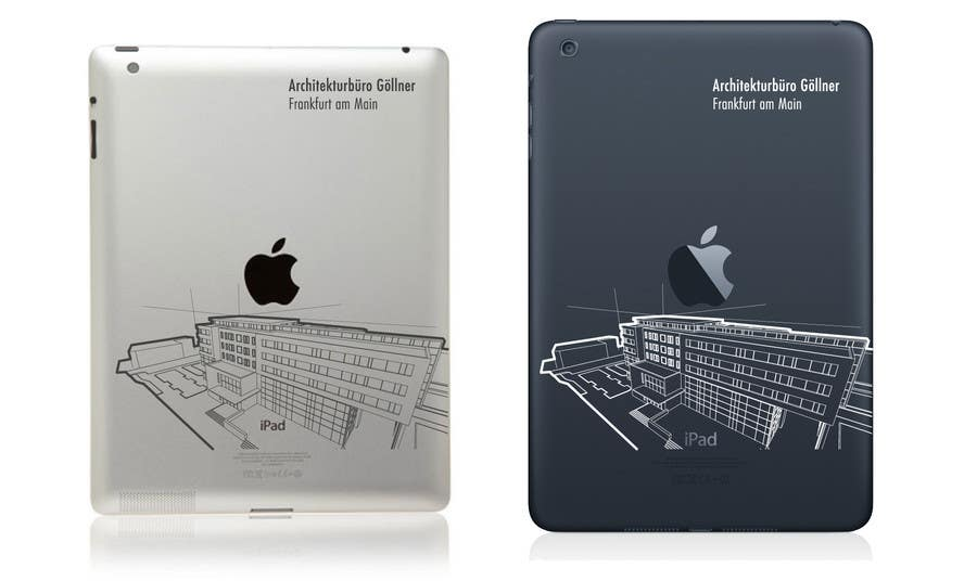 Konkurrenceindlæg #5 for Urgend!! Create different design layouts for a iPad/ipad mini laser engraving