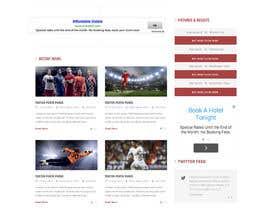Nro 5 kilpailuun Create one page PSD Design käyttäjältä Evatorres