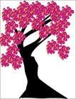 Graphic Design Inscrição do Concurso Nº28 para Wall decal design - Trees and Flowers