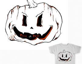 #26 for Halloween t-shirt af maximo20858