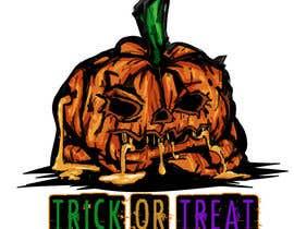 #25 untuk Halloween t-shirt oleh dsgrapiko