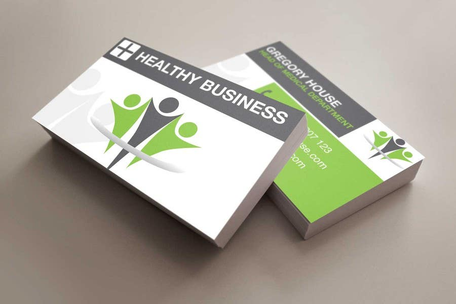 #18 for Medical Practice Business Card Design by FreshEyeStudio