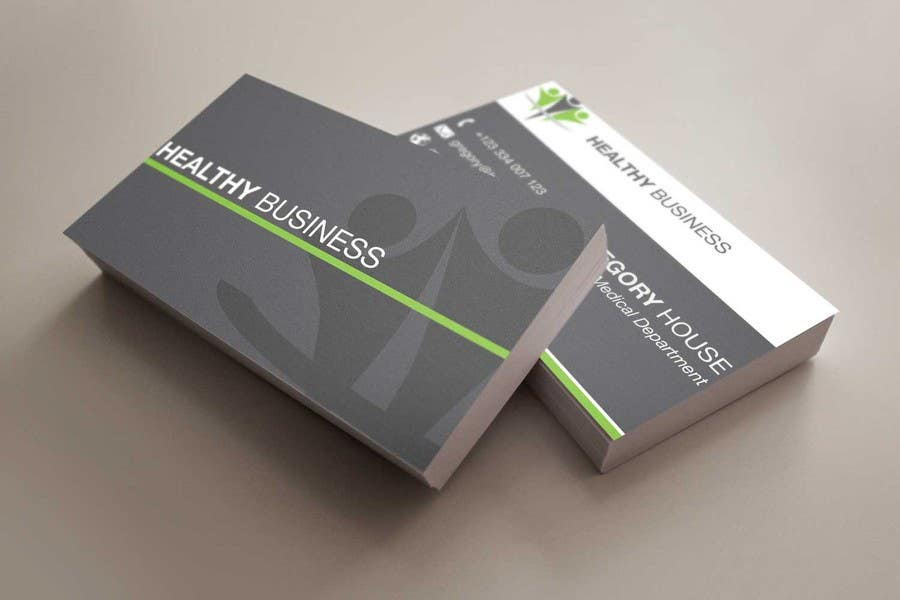 #19 for Medical Practice Business Card Design by FreshEyeStudio