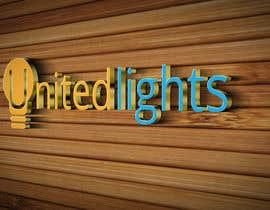 Nro 82 kilpailuun New logo for a big lighting company käyttäjältä wastidesign786