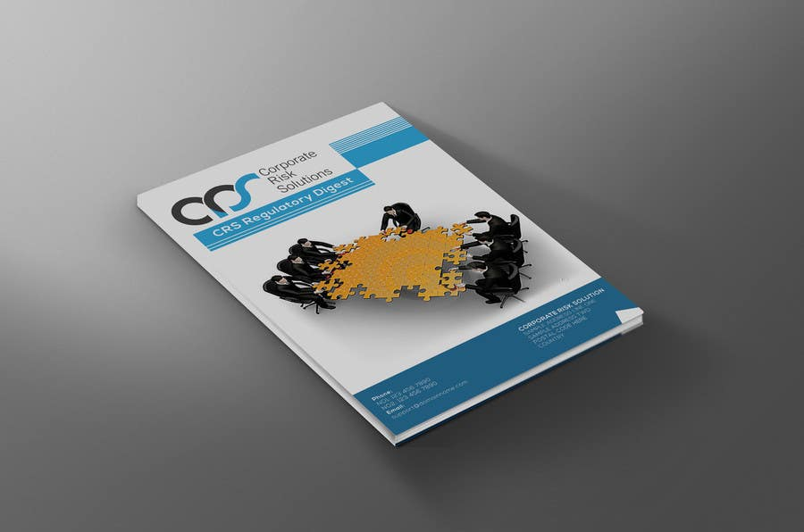 #25 for Design a template for our corporate publications by xtreemsteel
