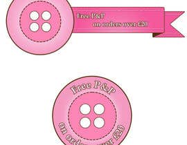 #9 para Vintage Craft Button Graphic por andankz