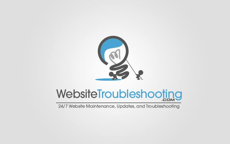 #12 for Design a Logo for WebsiteTroubleshooting.com by craftify