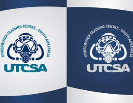 #135 para Logo Design for Underwater Training Centre - South Australia por bertografix
