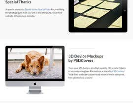 stcserviciosdiaz tarafından Design a Website Mockup için no 3