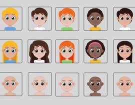 Nro 17 kilpailuun Avatars for a school website käyttäjältä marcosrmoraes