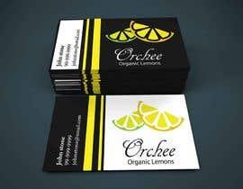 Nro 8 kilpailuun Logo & business card for selling lemons! käyttäjältä Blazeloid