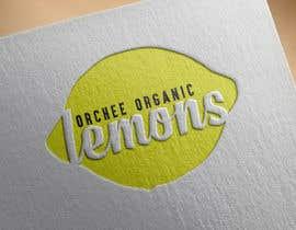 Nro 23 kilpailuun Logo & business card for selling lemons! käyttäjältä owaisdoslani