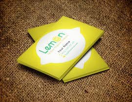 Nro 25 kilpailuun Logo & business card for selling lemons! käyttäjältä elkarmani