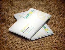 Nro 27 kilpailuun Logo & business card for selling lemons! käyttäjältä elkarmani