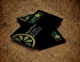 Nro 29 kilpailuun Logo & business card for selling lemons! käyttäjältä elkarmani