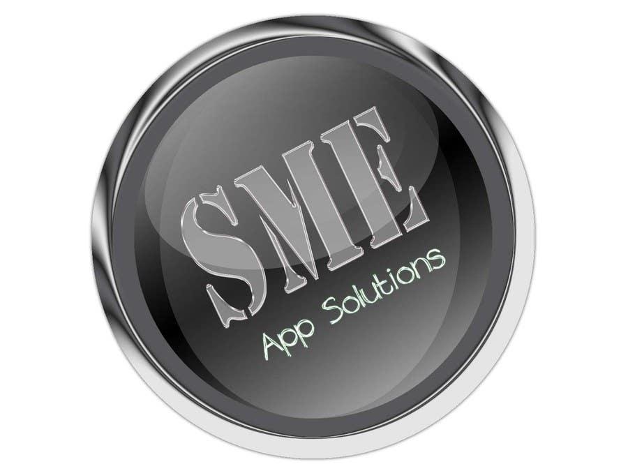 Penyertaan Peraduan #3 untuk Smartphone App Development Company Logo