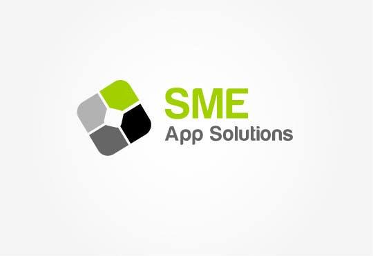 Penyertaan Peraduan #10 untuk Smartphone App Development Company Logo