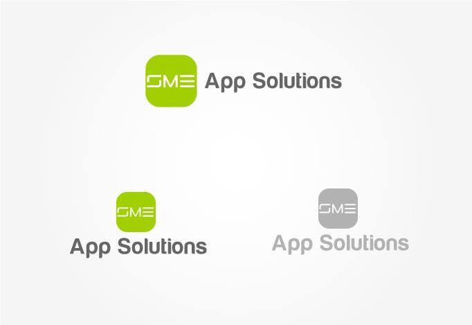 Penyertaan Peraduan #12 untuk Smartphone App Development Company Logo