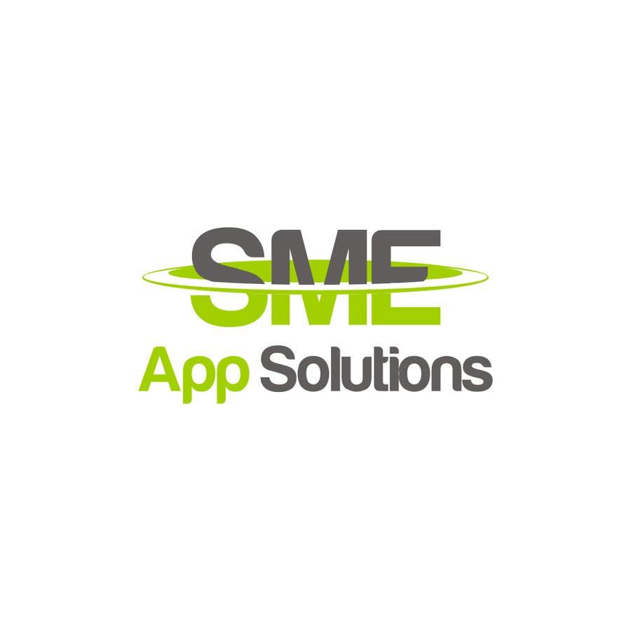 Penyertaan Peraduan #23 untuk Smartphone App Development Company Logo