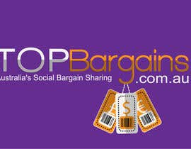 #54 for Design a Logo for TopBargains by manpreetsingh009